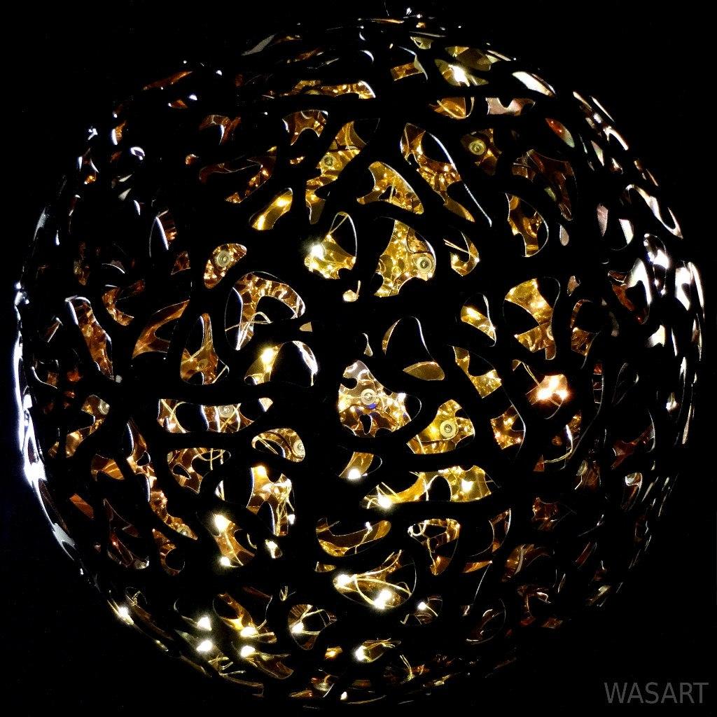 чёрно золотые картинки